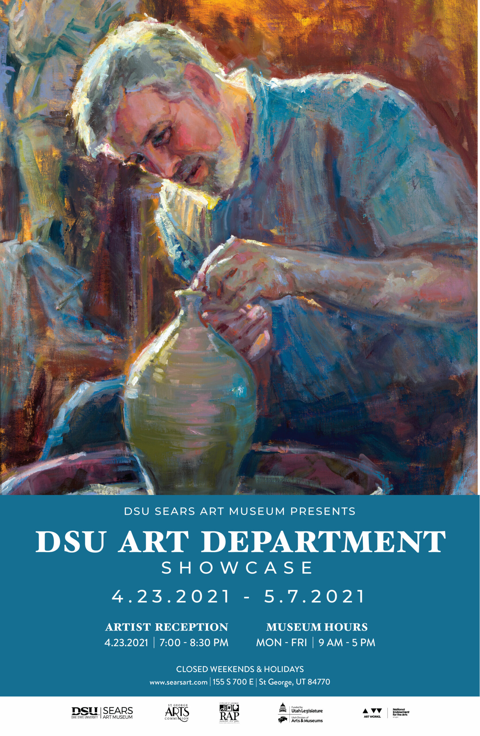 Showcase 2021 poster Poster