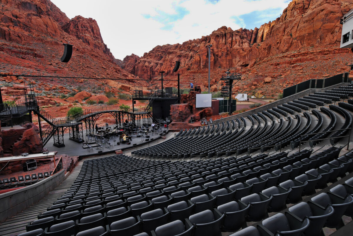 Tuacahn Center for the Arts