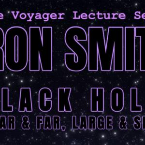 Vortrag über Schwarze Löcher