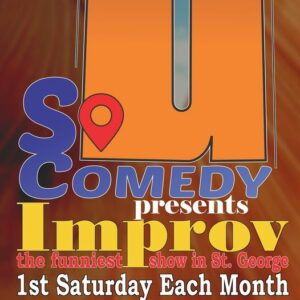 so u comedy first saturday