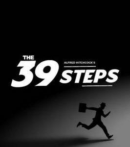 39 žingsnių grafika