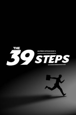 39 steps graphic
