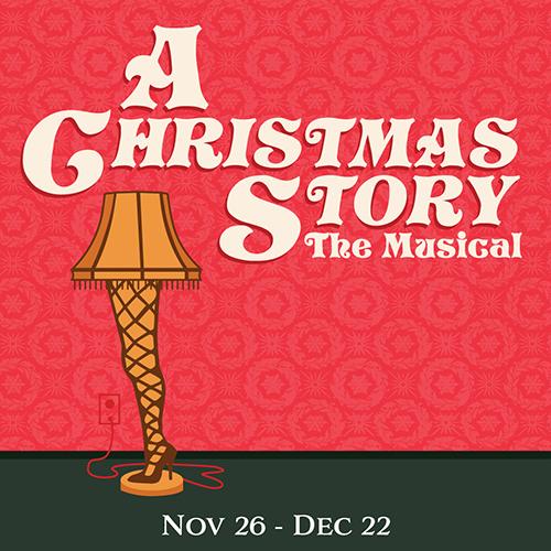 Christmas Story the musical
