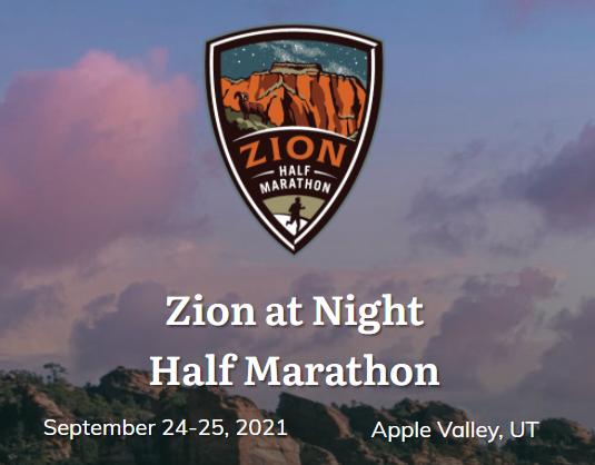 zion at night marathon