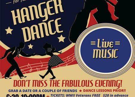 1940s hangar dance 1
