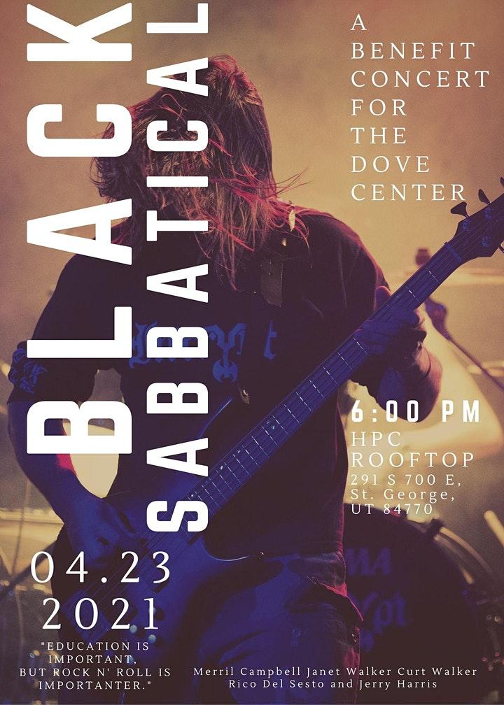 black sabbatical concert