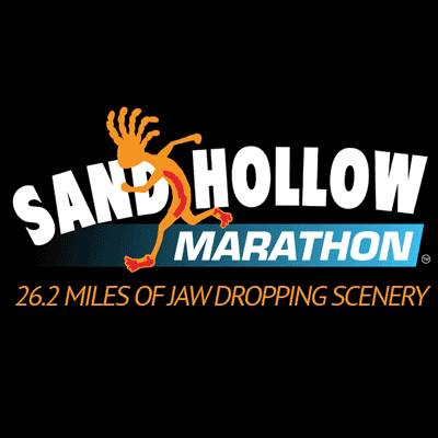 sand hollow marathon and half