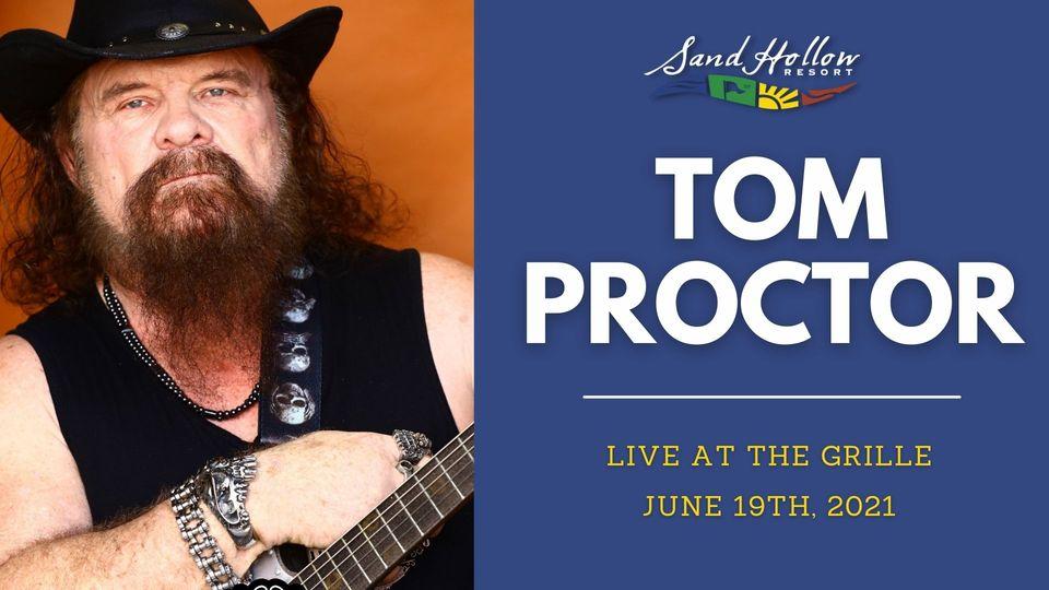 tom proctor concert