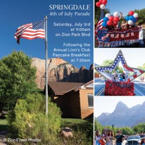 Springdale paradas