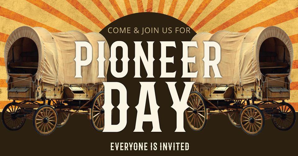 pioneer day celebration