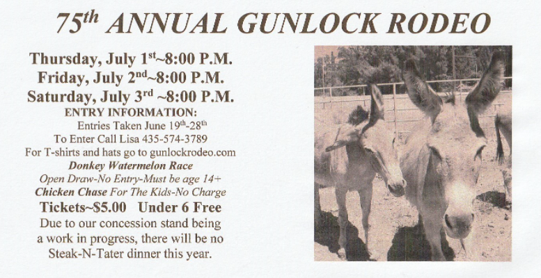 gunlock rodeo