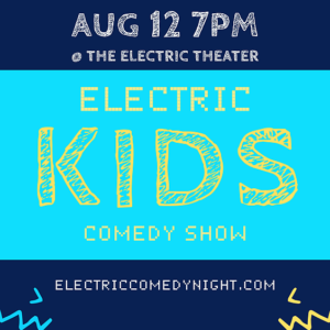 acara komedi anak-anak