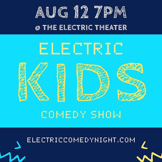 kids comedy show