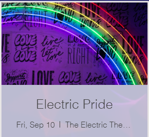 električni ponos