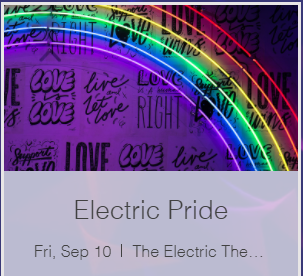 electric pride