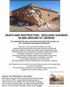 bahaya geologi museum terumbu perak