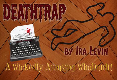 """""""Deathtrap"""" interneto logotipas"""