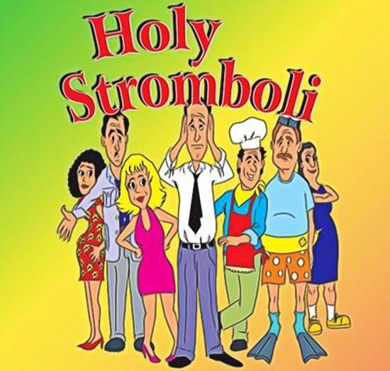 holy stromboli