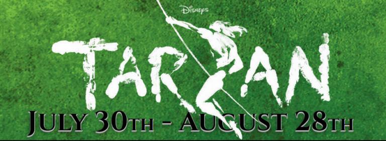 Tarzan at hurricane theater