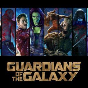 penjaga galaksi