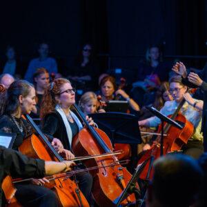 Koncert Društva violončela Southern Utah