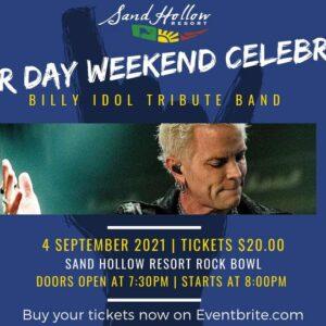 koncert billy idol u rujnu