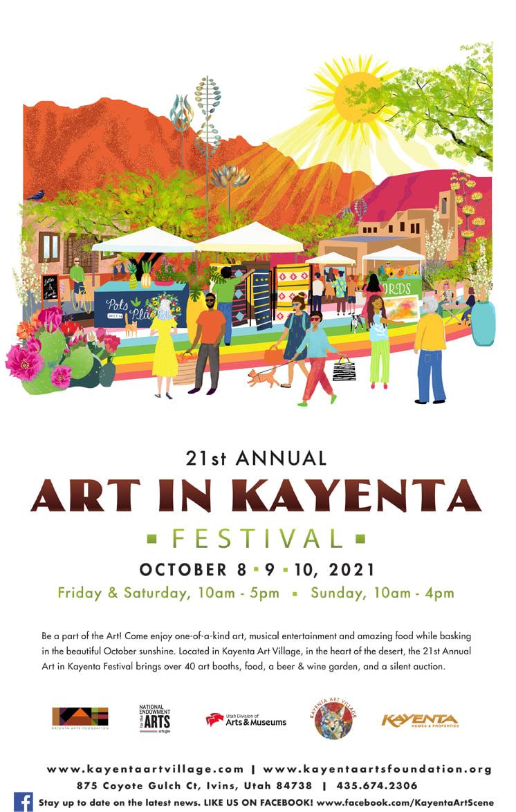 art in kayenta
