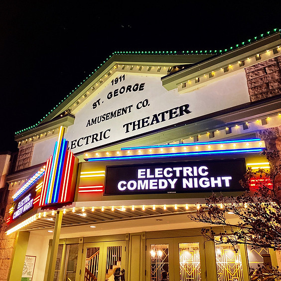 electric comedy august 13