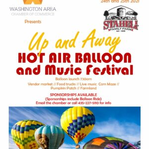 washington city balon na topli zrak