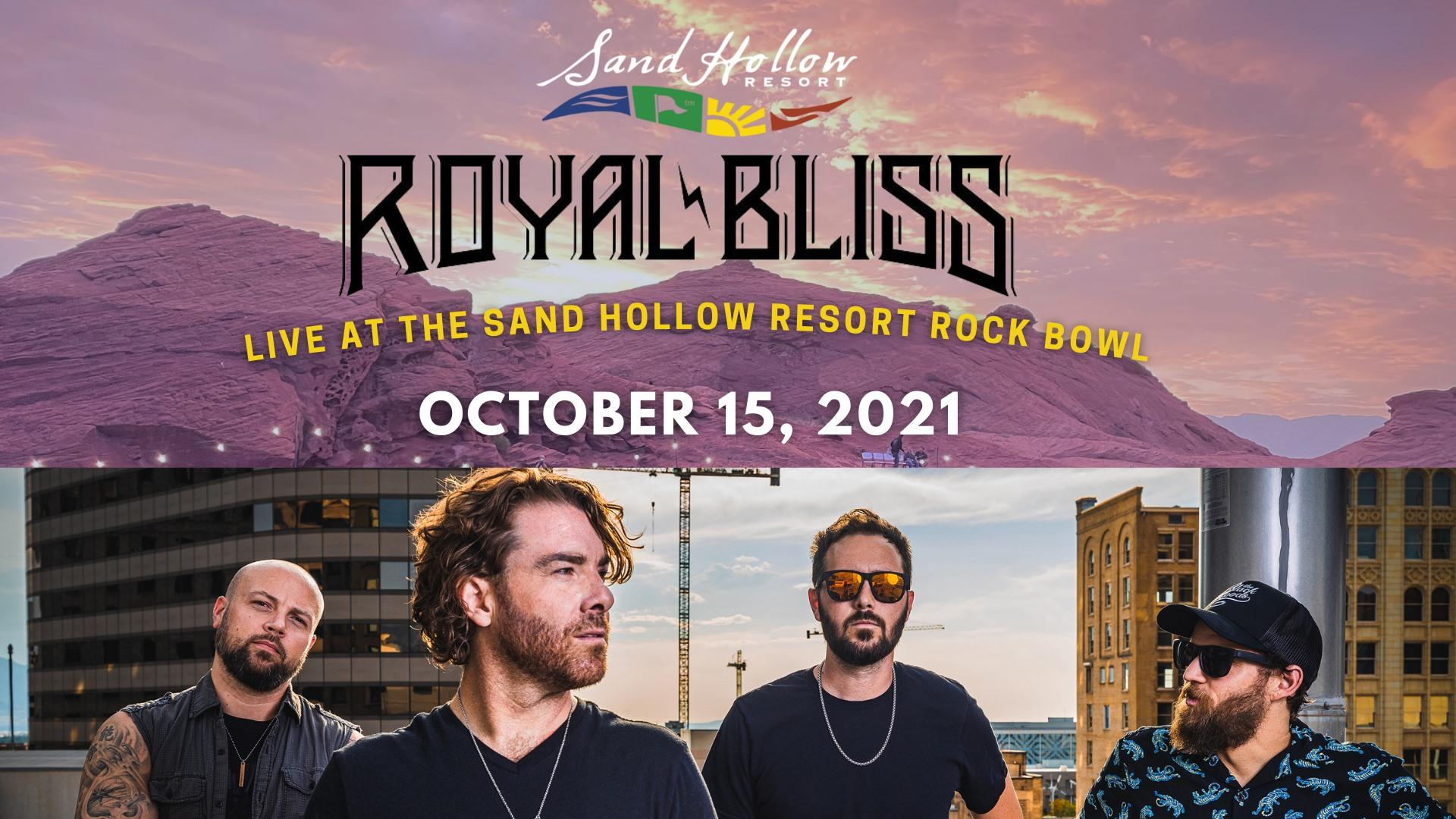 royal bliss concert