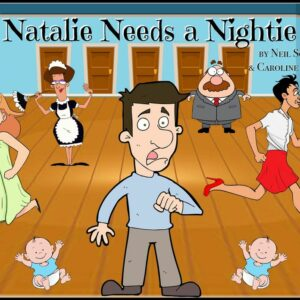 Natalijai reikia naktinuko