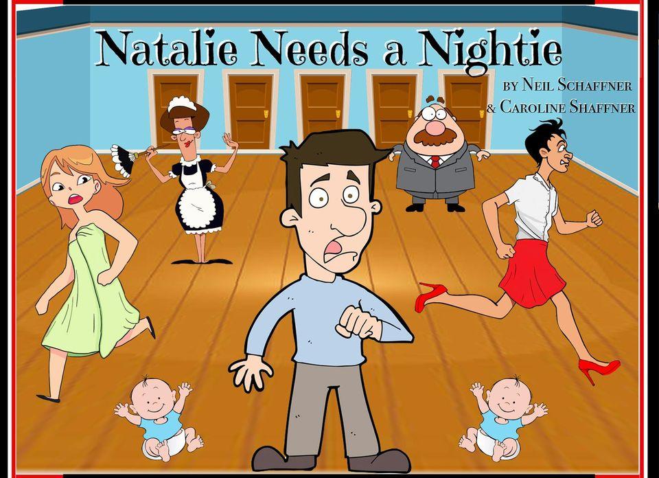 natalie needs a nightie