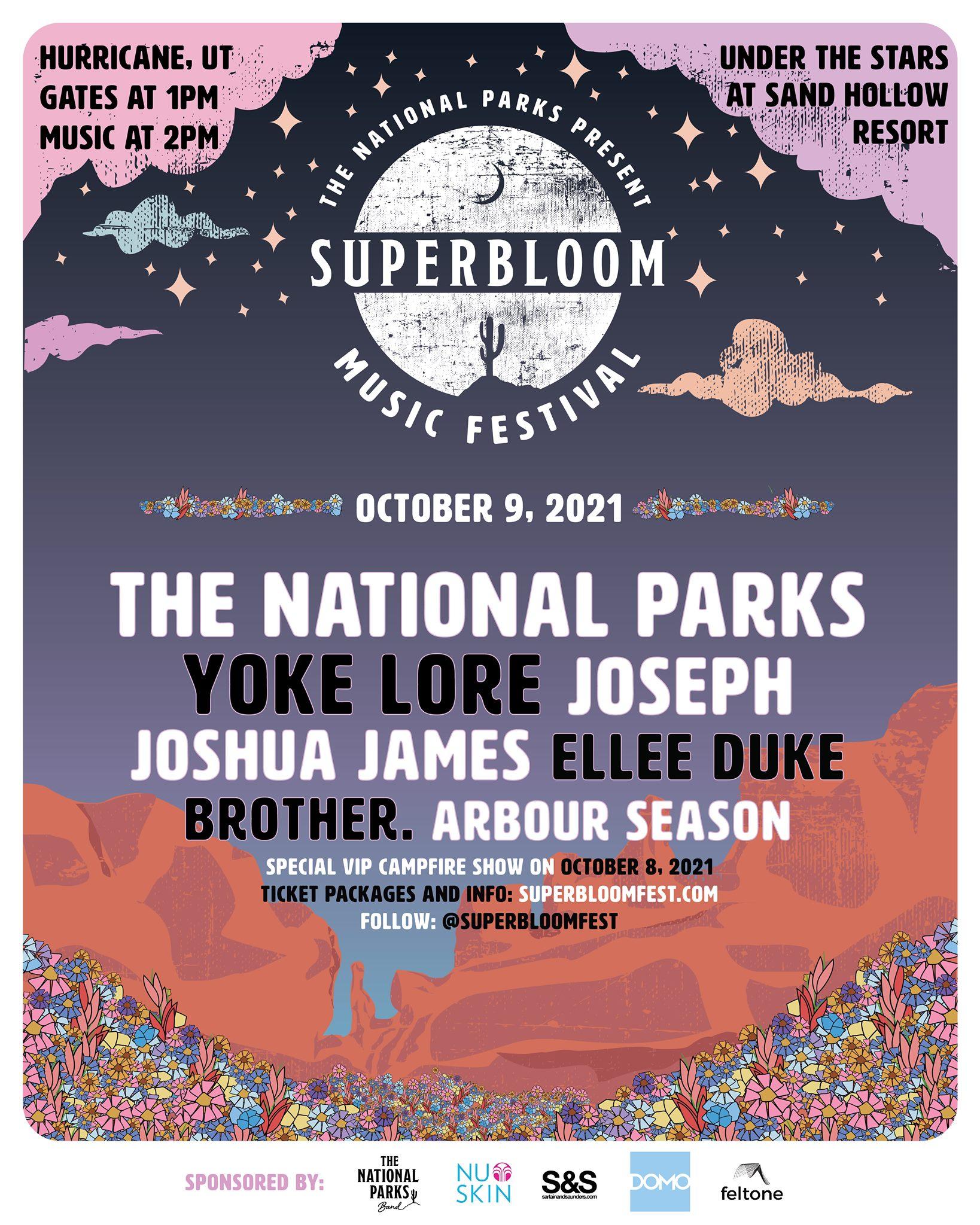 superbloom music festival