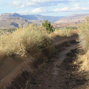 Presjek cementa kanala prema sjeveru1