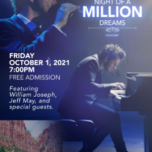 DCC milijono svajonių naktis