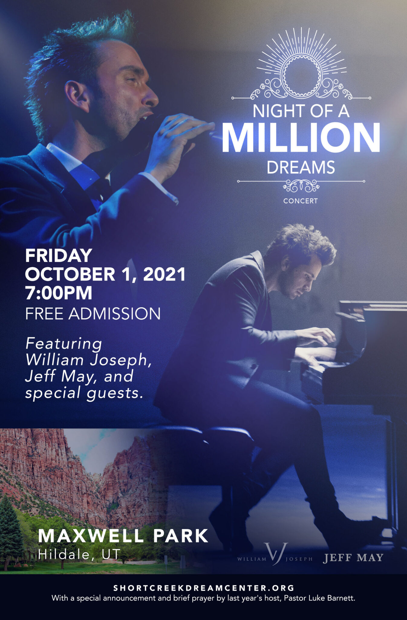 DCC Night of a Million Dreams