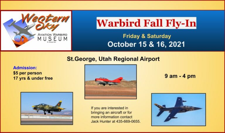 warbird fly in