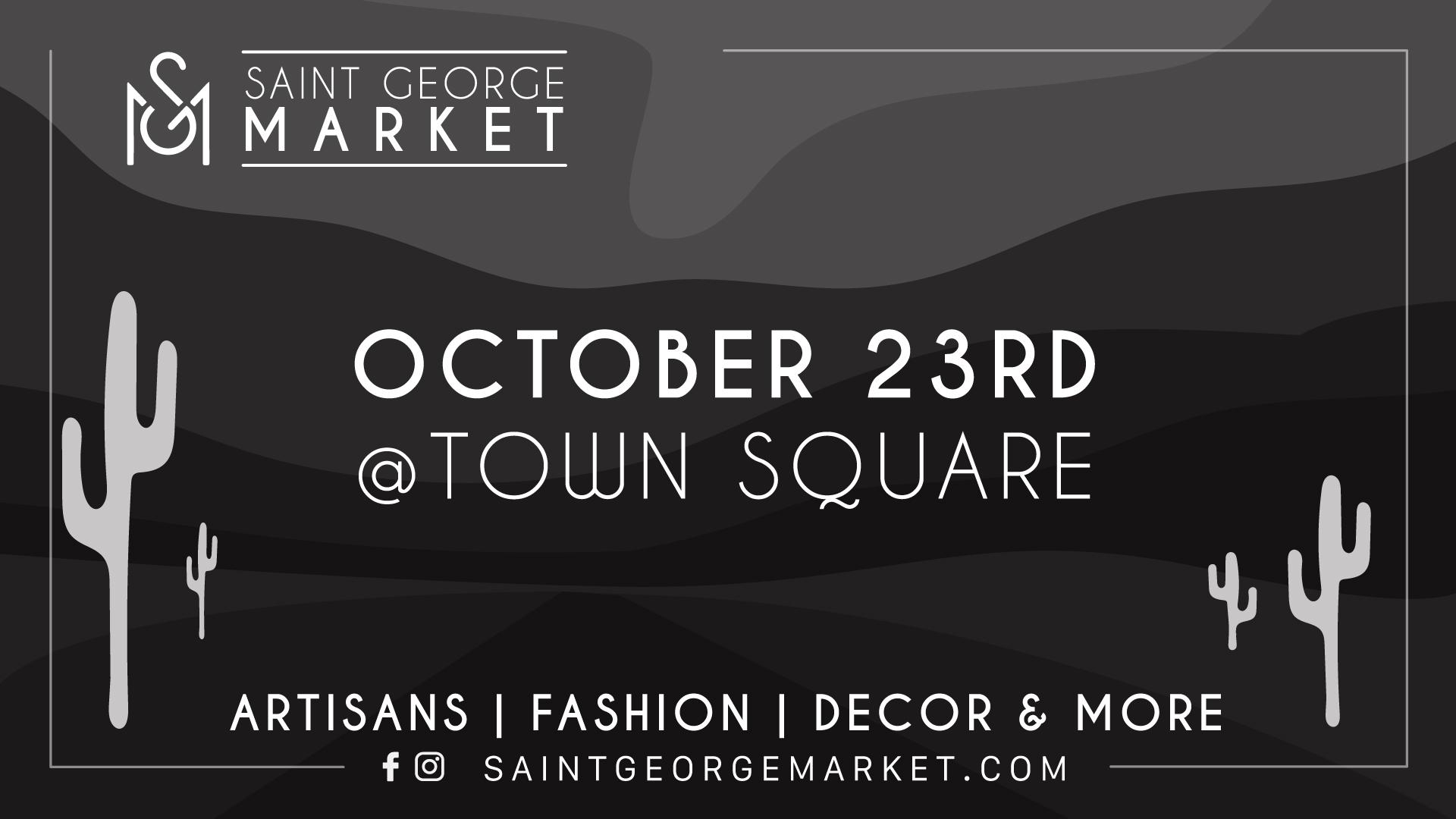 st george market october
