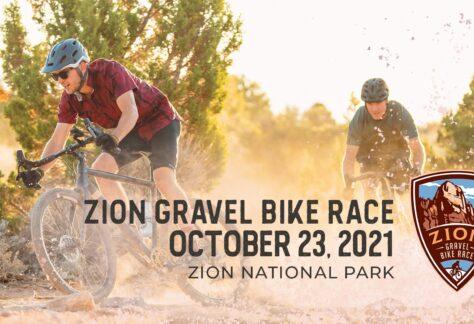 zion gravel bike race